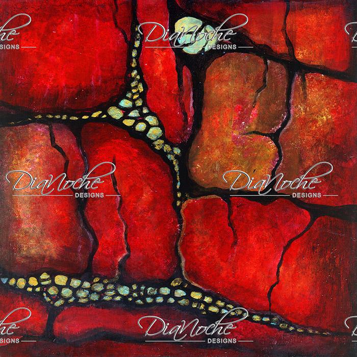 DiaNoche Designs Artist | Ann-Marie Cheung - Dragon Stone