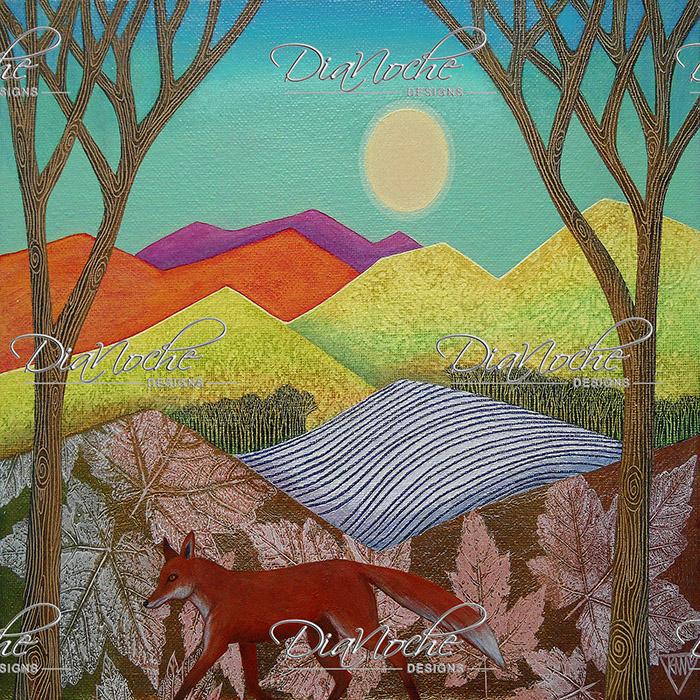DiaNoche Designs Artist | Jennifer Baird - Autumn Into Winter 2