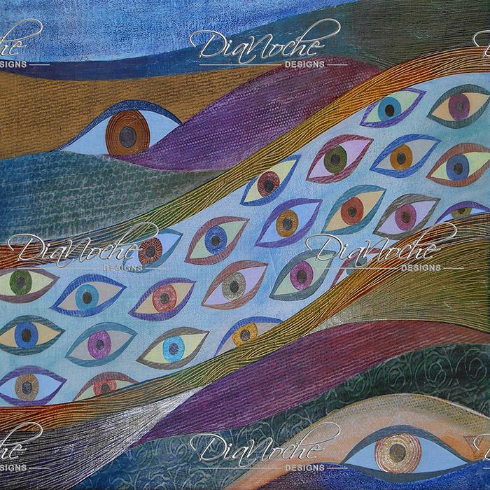DiaNoche Designs Artist | Jennifer Baird - Awake and Aware