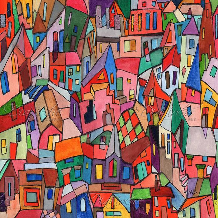 DiaNoche Designs Artist | Maeve Wright - District
