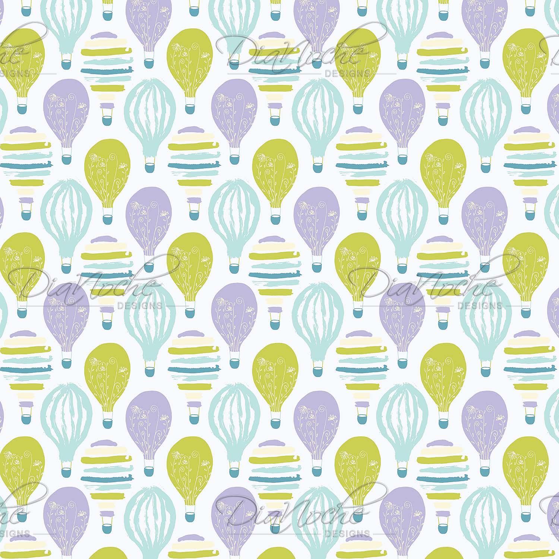 DiaNoche Designs Artist | Metka Hiti - Balloons