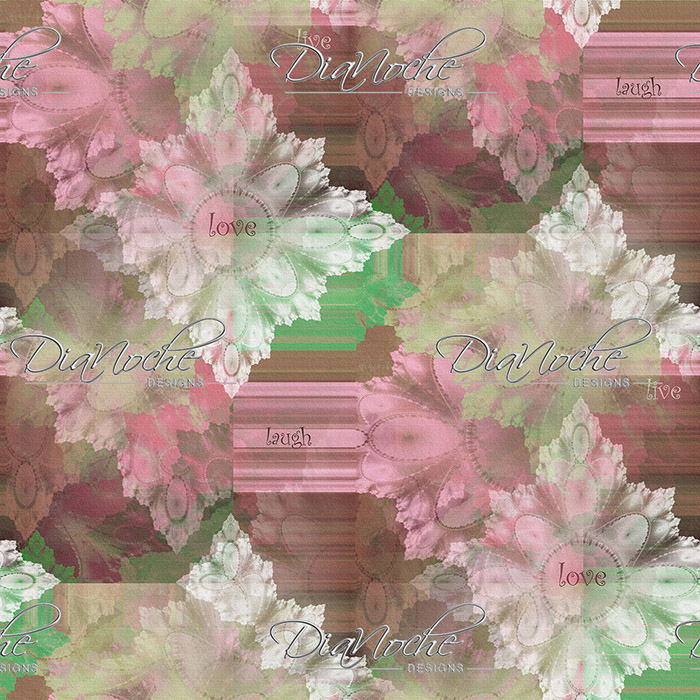 DiaNoche Designs Artist | Pam Amos - Crystal in Pink