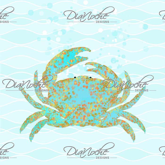 DiaNoche Designs Artist | Tina Lavoie - Kramer Crab