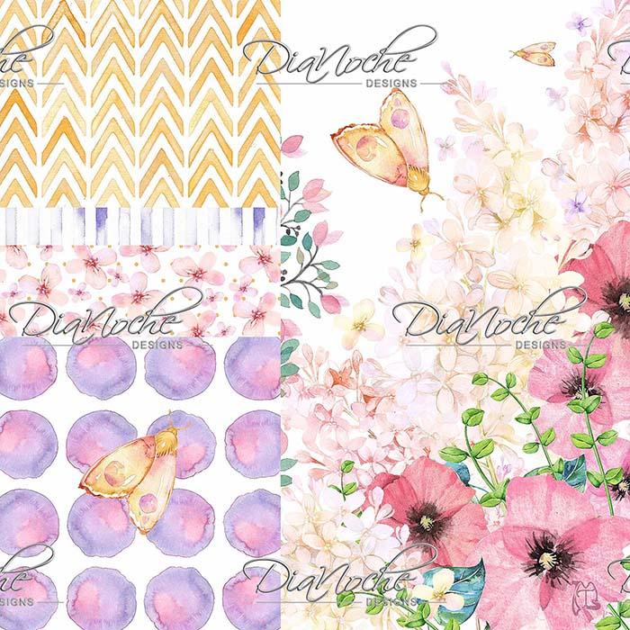 DiaNoche Designs Artist | Tina Lavoie - Lazy Summer 1