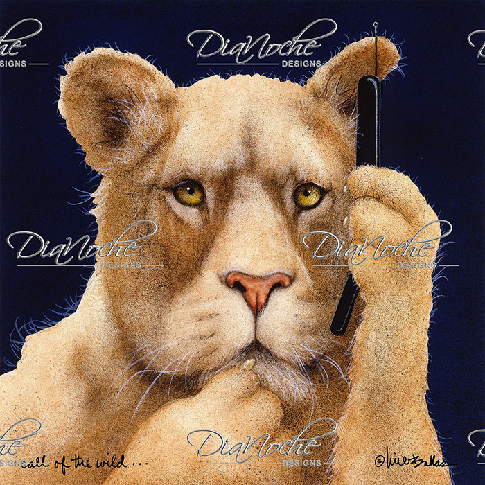 DiaNoche Designs Artist   Will Bullas - Call of the Wild